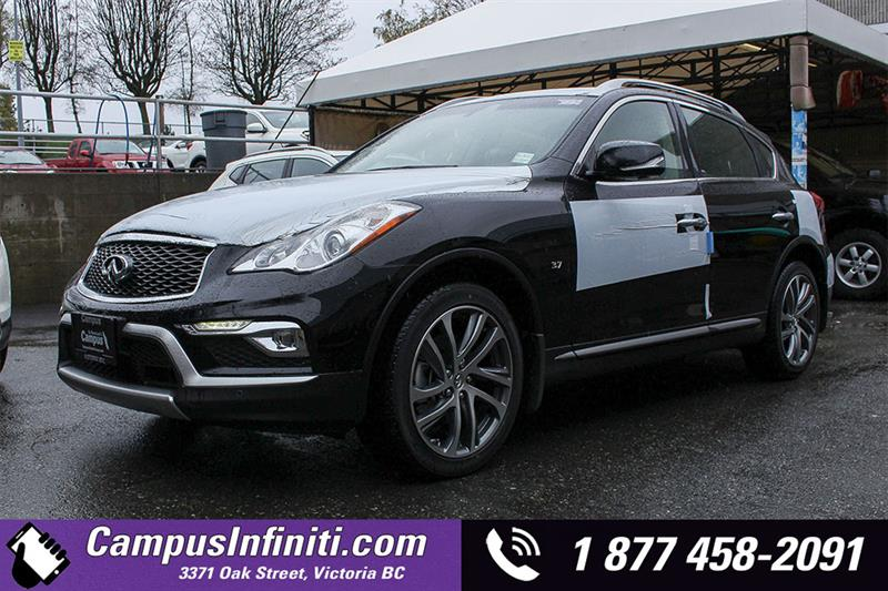 2017 Infiniti QX50 Base Premium, Navigation, and Technology Packages #17-QX5035