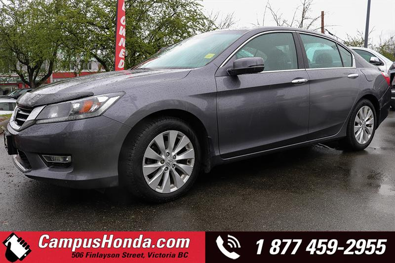 2013 Honda Accord Sedan EX-L 4DR V6 Bluetooth #18-0489A1