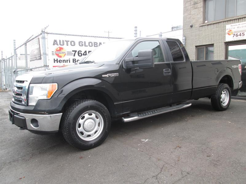 Ford F-150 2010 4WD SuperCab,5.4LITRES,6 PASSAGERS, #18-014