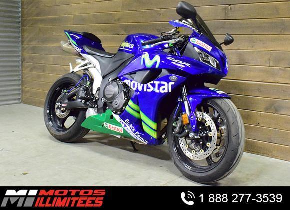 Honda CBR600RR 2007