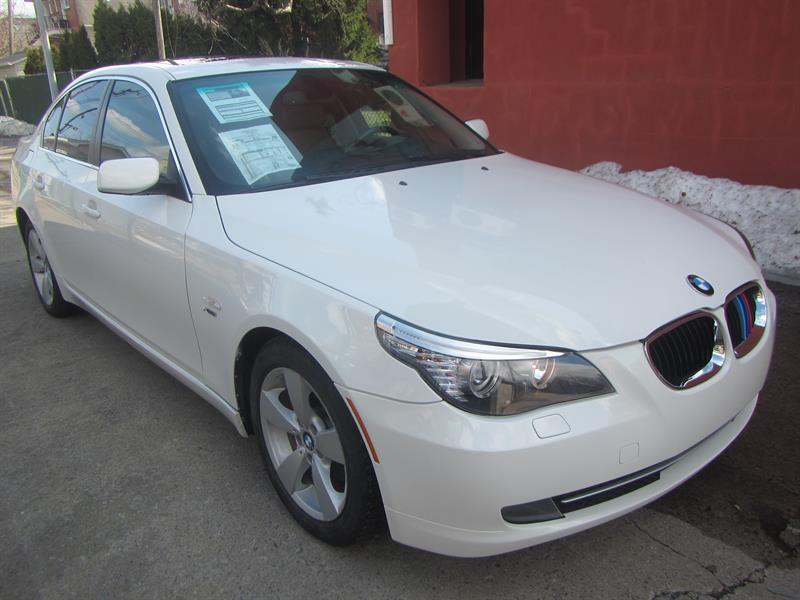 BMW 528XI 2008 FINANCEMENT MAISON $45 SEMAINE #1649P