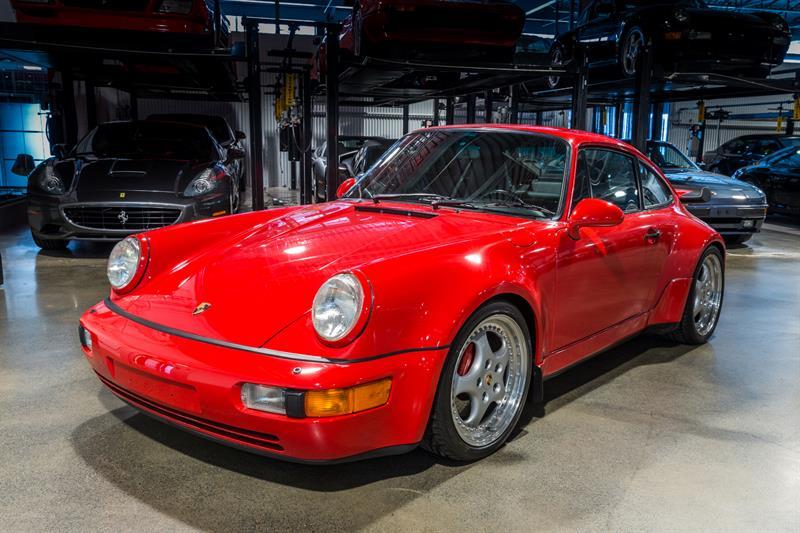 Porsche 911 TURBO 3.6 1994 964 TURBO 3.6