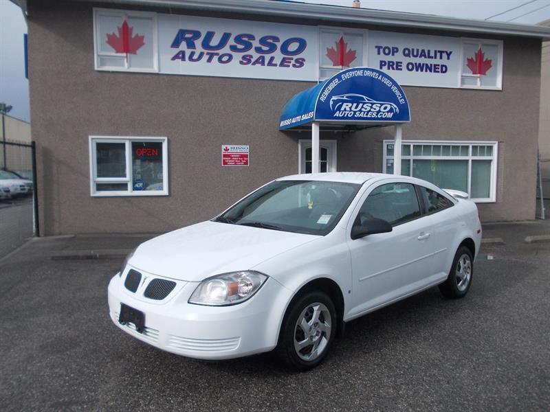 2008 Pontiac G5 2dr Cpe #7990-1