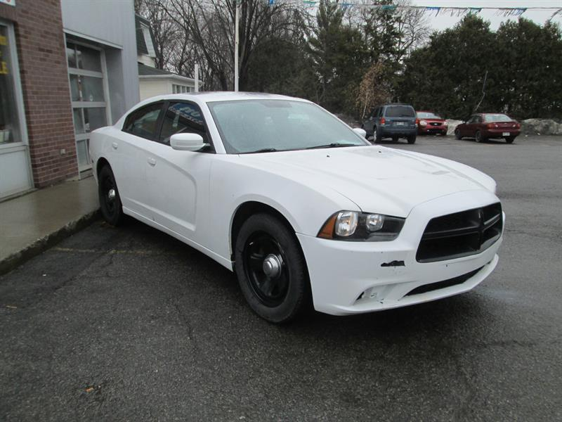 Dodge Charger 2012 4dr Sdn Police RWD #520617