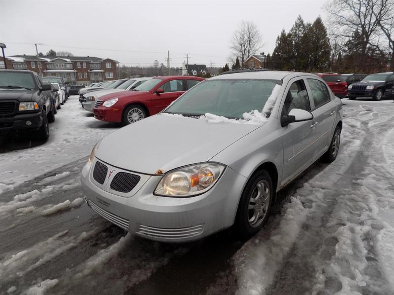 Pontiac G5 2008 SE #PATTE434