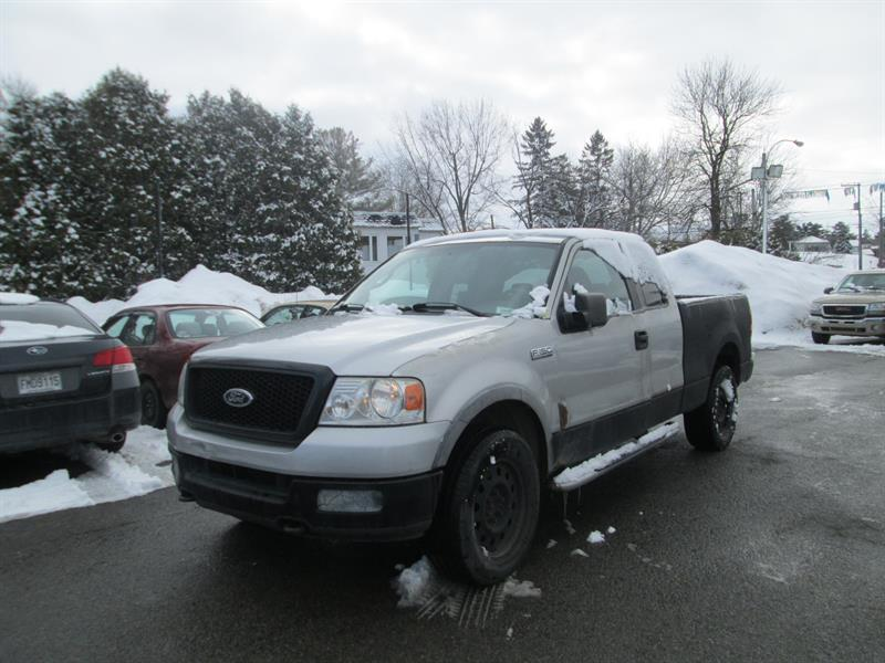 Ford F-150 2005 Supercab 4WD #881117
