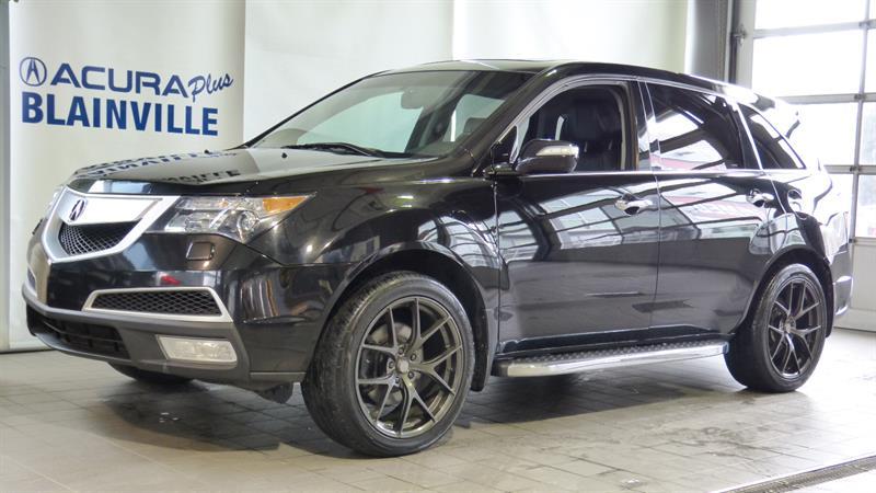 Acura MDX 2010 PREMIUM ** SH-AWD **  #A87251