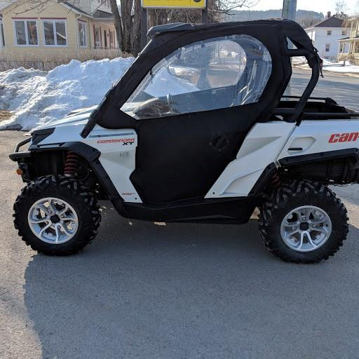 Can-am COMMANDER 800XT 2015 #S31775 VENDU