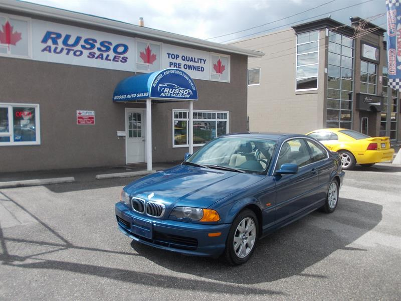 2000 BMW 3 Series 323Ci 2dr Cpe #3202-1