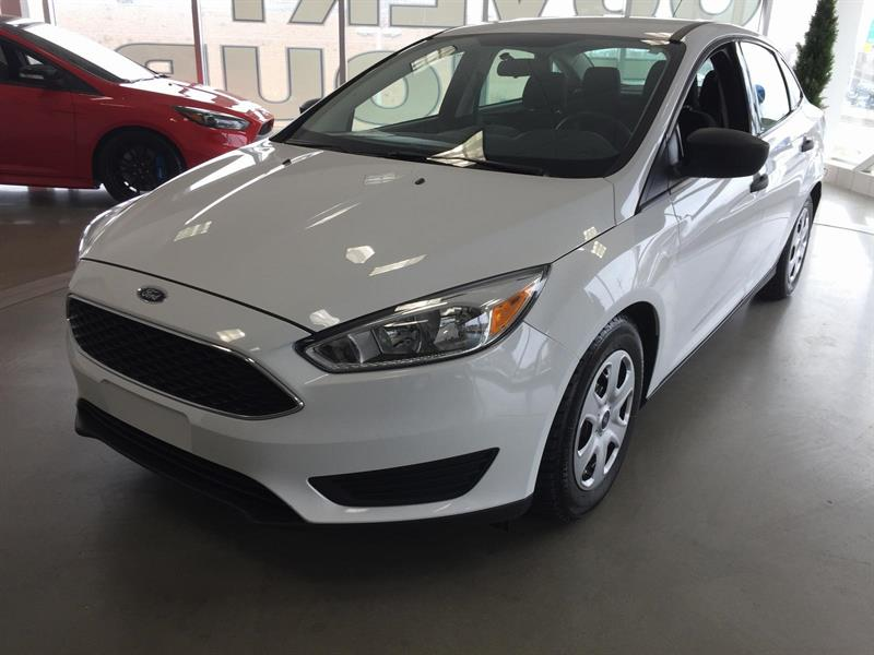 Ford Focus S 2016 #M7814A