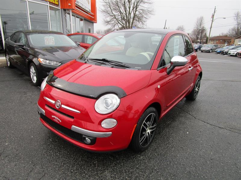 Fiat 500 2012 2dr HB #2307a