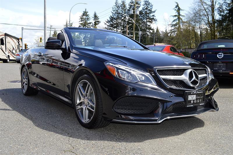 2014 Mercedes-Benz E-Class *SOLD* Cabriolet E350 *SOLD* #CWL8424M