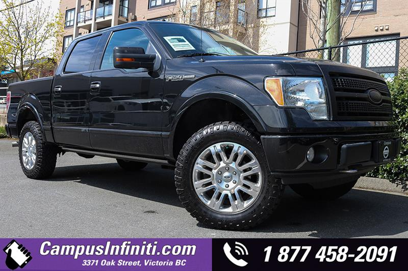 2010 Ford F-150 SuperCrew #18-Q5014A