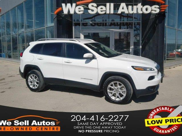 2016 Jeep Cherokee North #16JC31266