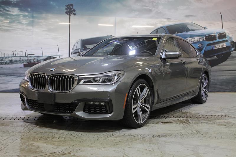 BMW 7 Series 2016 750i xdrive #U4538