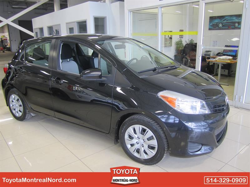 Toyota Yaris 2013 HB LE Gr.Electrique #3076 AT