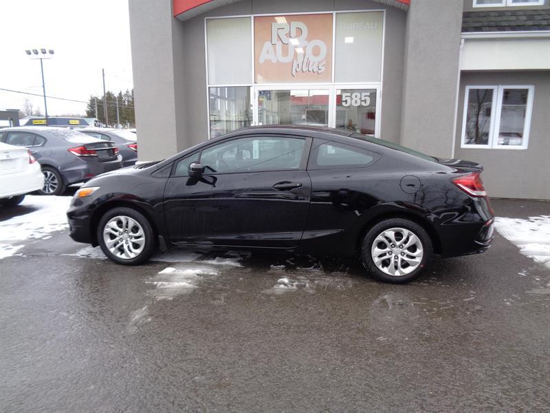 Honda Civic 2014  LX***36690 km *** #9651