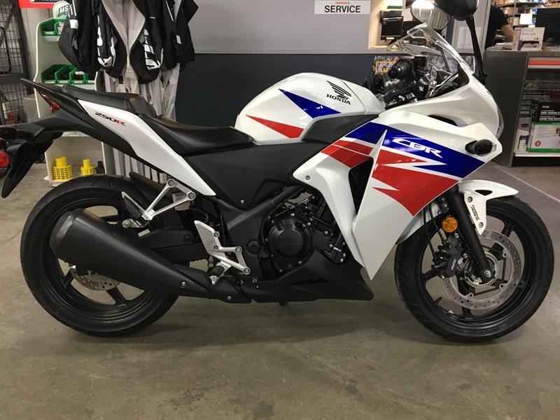 Honda CBR250RA 2013 #31710RDL