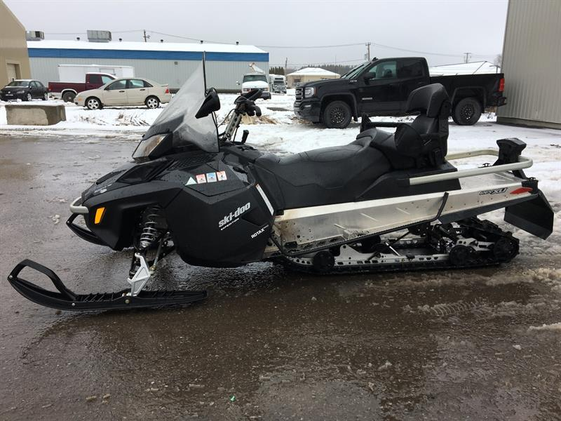 Ski-Doo Expedition LE 600 HO E-Tech 2015 #31657RDL