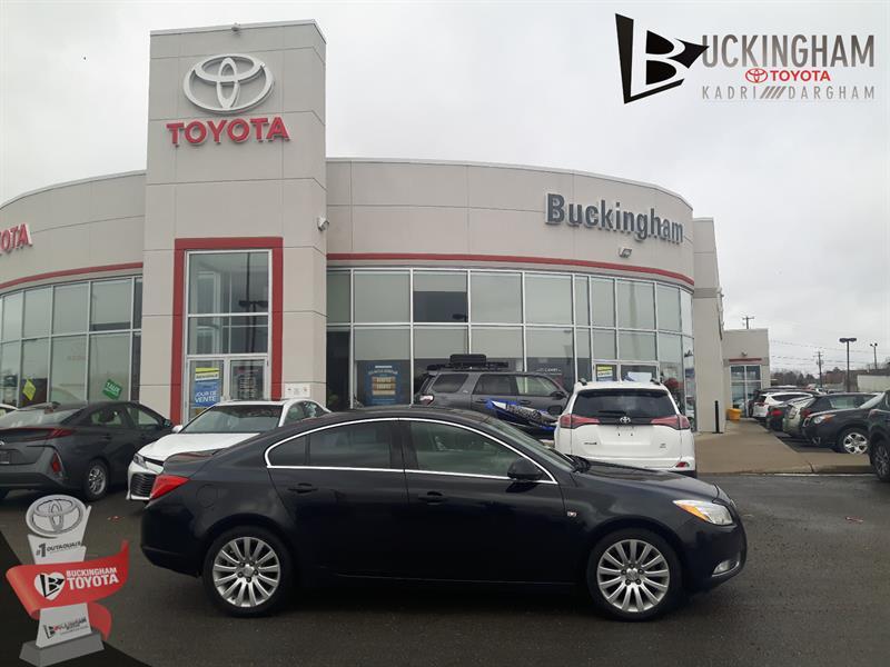 2011 Buick Regal 4dr Sdn CXL w-1SB *Ltd Avail* #18126A