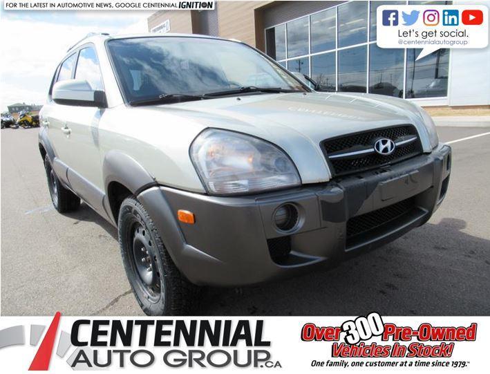 2006 Hyundai Tucson GL FWD | Automatic #U468