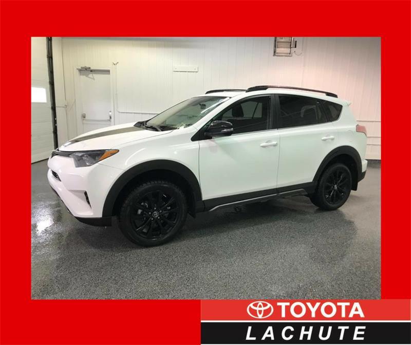 Toyota RAV4 2018 TRAIL EDITION #18-058