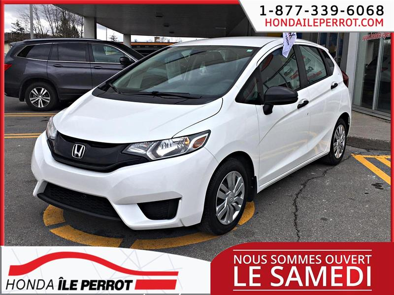 Honda FIT 2015 5dr HB Man DX CAMERA DE RECULE #44459