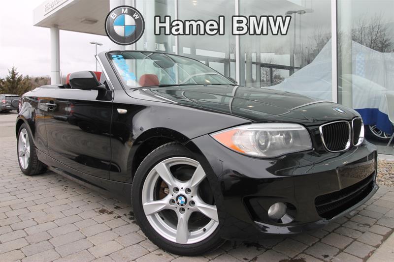 2013 BMW 1 Series 2dr Cabriolet  #u18-011