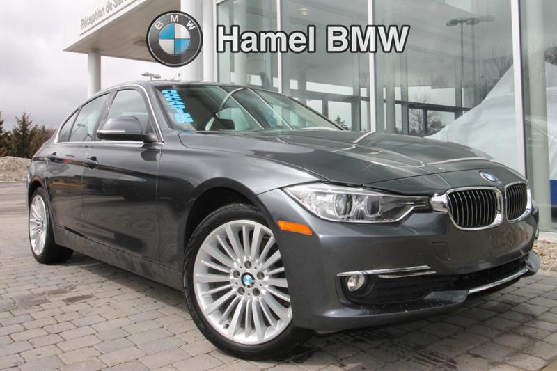 2015 BMW 3 Series 4dr Sdn 320i xDrive AWD #18-388A