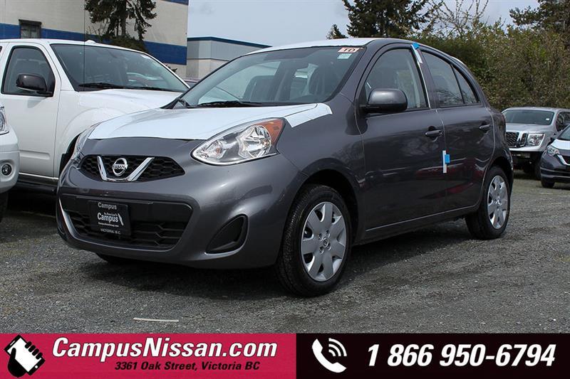 2018 Nissan Micra SV #8-A143