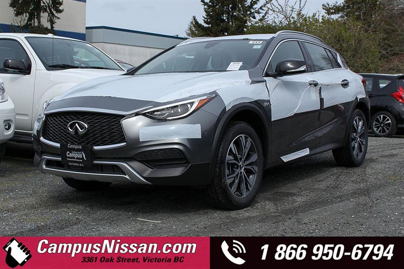 2018 Infiniti QX30 Base All-Wheel Drive #18-QX3002