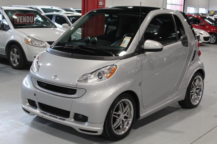 Smart fortwo 2011 BRABUS 2D Coupe #0000000713