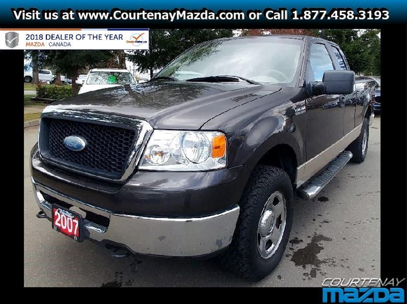 2007 Ford F150 XLT Supercab 4WD #P4593