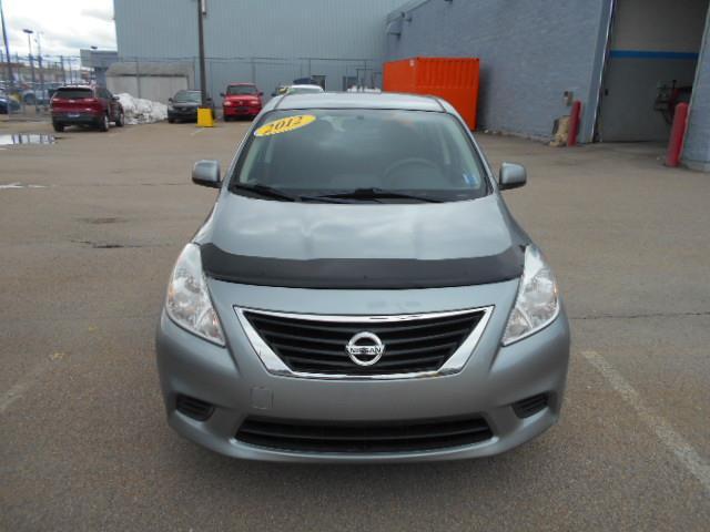 2012 Nissan Versa 4dr Sdn I4 1.6 #M18-131A