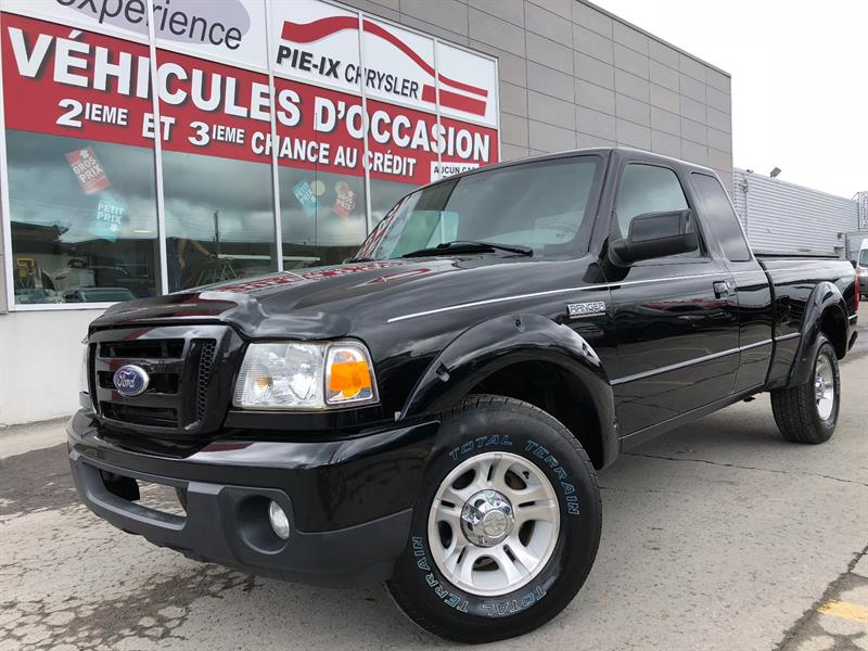 Ford Ranger 2010 2WD SuperCab 126+SPORT+WOW! #17476A