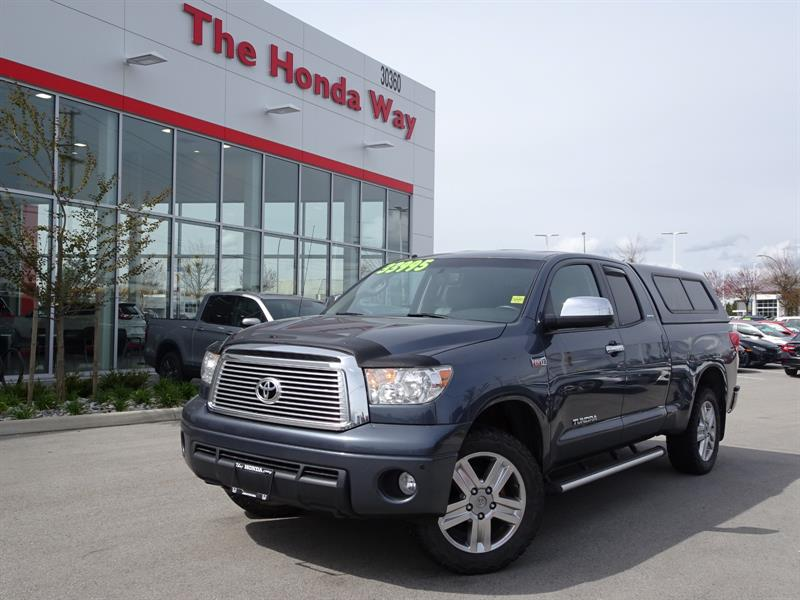 2010 Toyota Tundra Limited 5.7L Double Cab 4WD #P5130