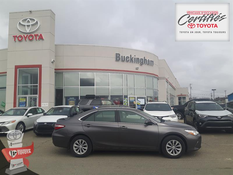 2015 Toyota Camry LE #P-41-18