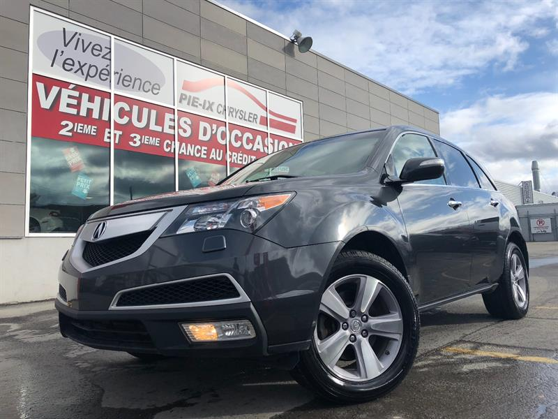 Acura MDX 2013 AWD 4dr+SH AWD+7 PLACE+MAGS+CUIR+TOIT+WOW! #17740A