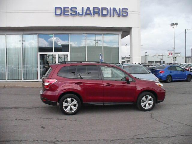 Subaru Forester 2014 TOURING #N9215A