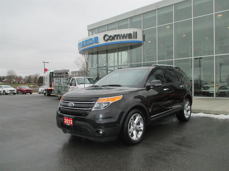 2012 Ford Explorer 4WD 4dr Limited #18-204A