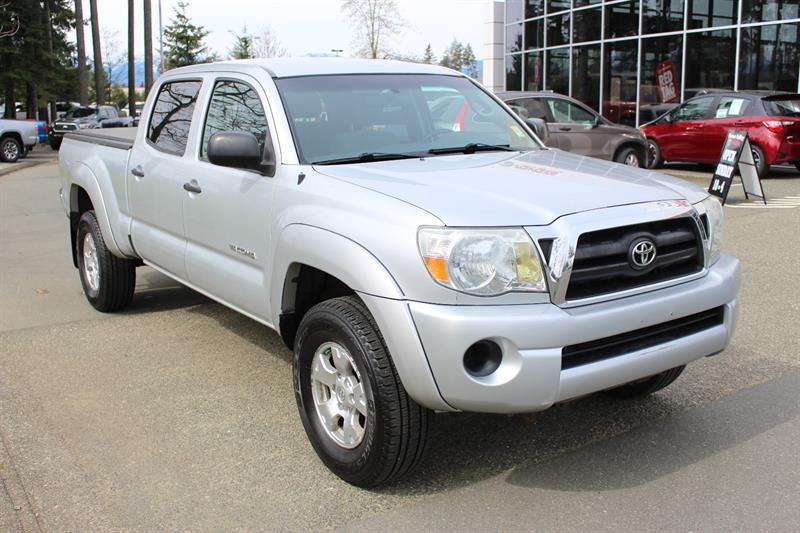 2007 Toyota Tacoma 4WD Double 141 V6 AT (Natl) #11769A