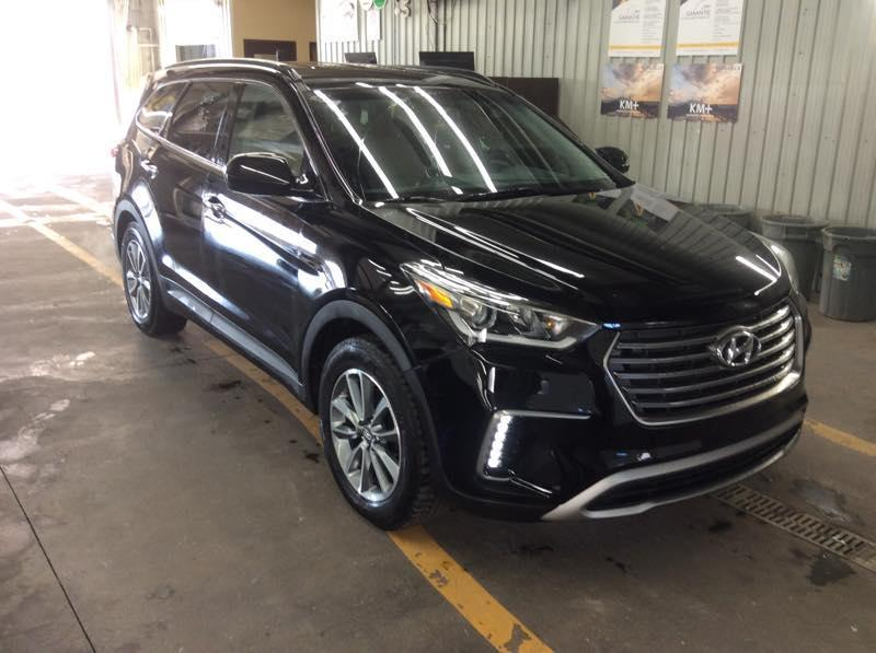 Hyundai SANTA FE XL 2017 XL V6 3.3L
