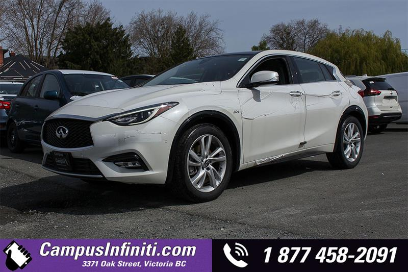 2018 Infiniti QX30 Base All-Wheel Drive Premium #18-QX3001