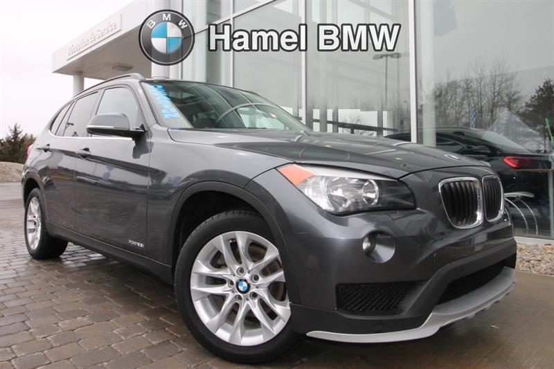 2015 BMW X1 AWD 4dr xDrive28i 2,9 % 84 MOIS #U18-057