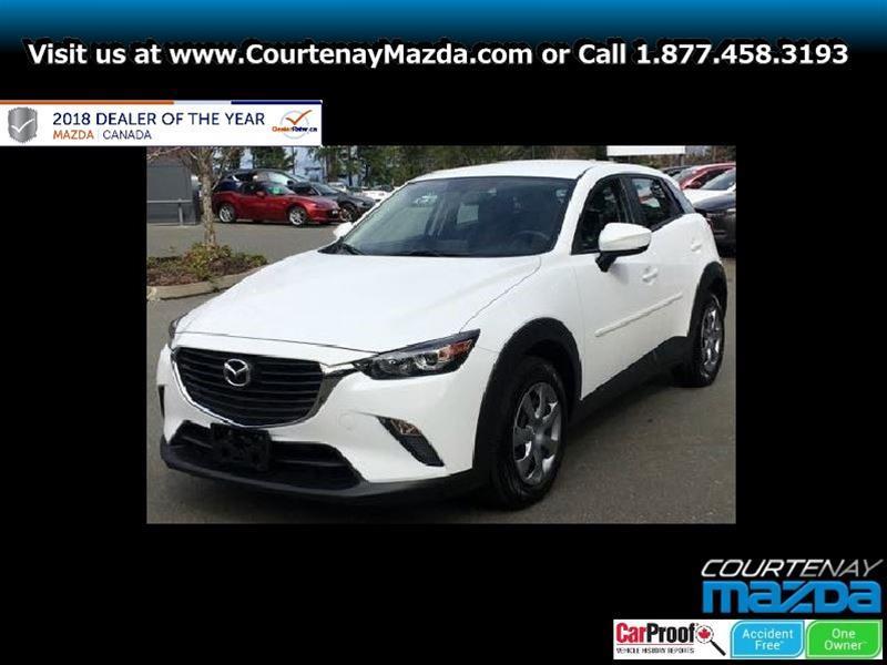 2016 Mazda CX-3 GX FWD at #18CX31250A