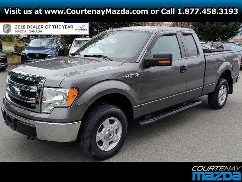2013 Ford F150 XLT Supercab 4WD #P4596