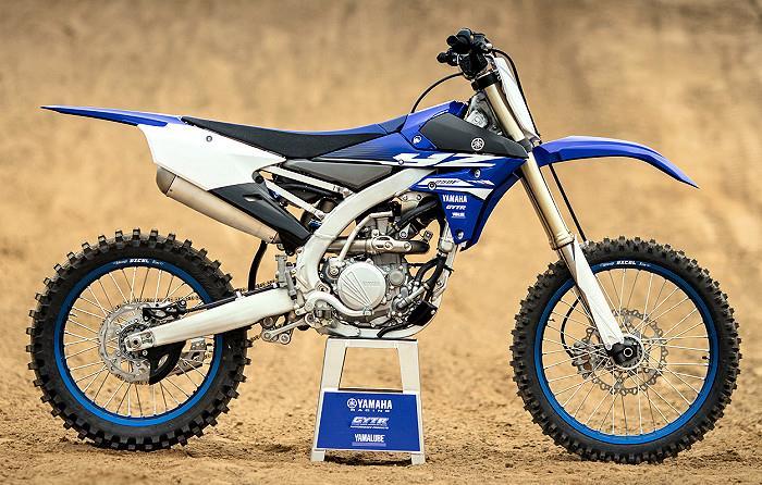 Yamaha YZ250 2-Stroke 2018