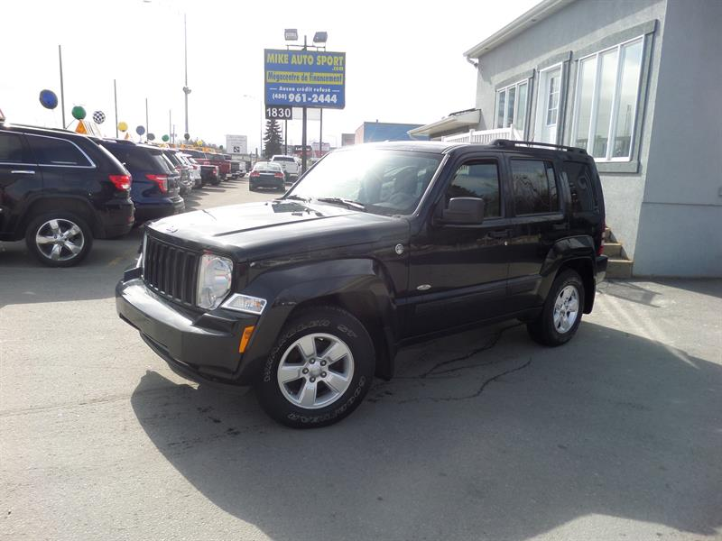 Jeep Liberty 2010 4WD 4dr