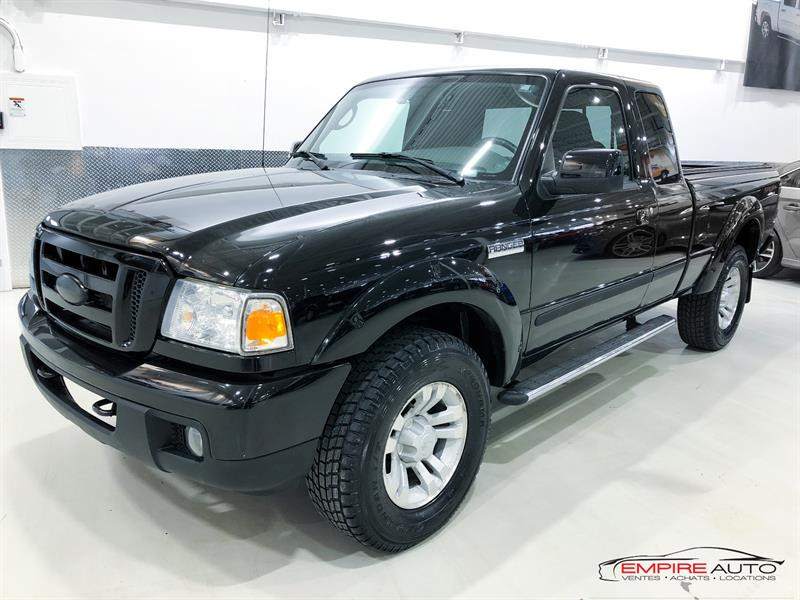 Ford Ranger 2007 4WD SuperCab 126 SPORT #AS5602