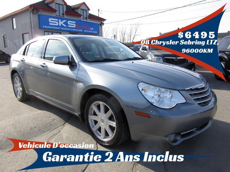 Chrysler Sebring 2008 Limited (GARANTIE 2 ANS INCLUS) #SKS-4072-